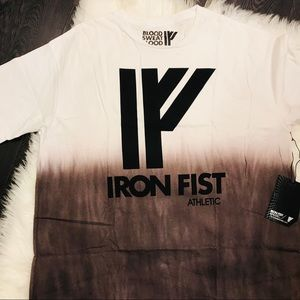 Iron Fist Shirts - Men's Iron Fist Athletic Tee